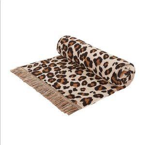 Spell Bodhi leopard towel